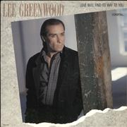 Click here for more info about 'Lee Greenwood - Love Will Find Its Way To You'