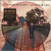 Click here for more info about 'Lee Ranaldo - Last Night On Earth - Sealed'