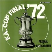 Leeds United FA Cup Final '72 UK vinyl LP