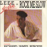 Click here for more info about 'Leee John - Rock Me Slow'