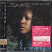 Click here for more info about 'Leela James - A Change Is Gonna Come'