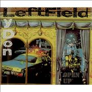 Click here for more info about 'Leftfield - Open Up'