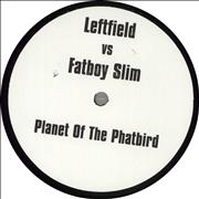 Click here for more info about 'Leftfield - Planet Of The Phatbird'