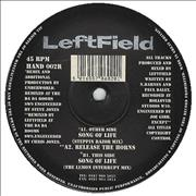 Click here for more info about 'Leftfield - Song Of Life'