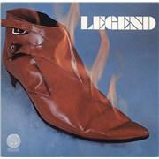 Legend Legend UK vinyl LP