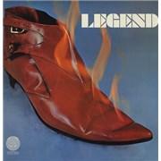 Legend Legend France vinyl LP