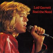 Click here for more info about 'Leif Garrett - Feel The Need'