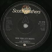 Click here for more info about 'Leif Garrett - New York City Nights'