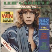 Click here for more info about 'Leif Garrett - Runaround Sue - Picture Sleeve + Poster'