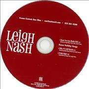 Click here for more info about 'Leigh Nash - Ocean Size Love'