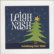 Click here for more info about 'Leigh Nash - Wishing For This'