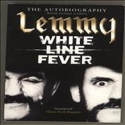 Click here for more info about 'Lemmy - White Line Fever'