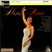 Click here for more info about 'Lena Horne - Here's Lena'