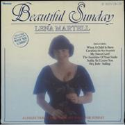 Click here for more info about 'Lena Martell - Beautiful Sunday'