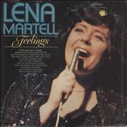 Click here for more info about 'Lena Martell - Feelings'
