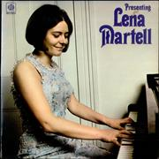 Click here for more info about 'Lena Martell - Presenting Lena Martell - 1st'