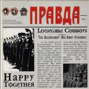 Click here for more info about 'Leningrad Cowboys - Happy Together'