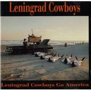 Leningrad Cowboys Leningrad Cowboys Go America Germany CD album