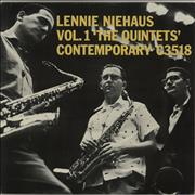 Click here for more info about 'Lennie Niehaus - Vol. 1: 'The Quintets' - 2nd'