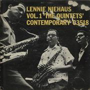 Click here for more info about 'Lennie Niehaus - Vol. 1: The Quintets - 3rd'