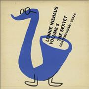 Click here for more info about 'Lennie Niehaus - Vol. 5: The Sextet'
