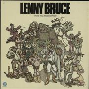 Click here for more info about 'Lenny Bruce - Thank You Masked Man'
