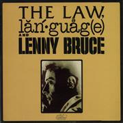 Click here for more info about 'Lenny Bruce - The Law, Language And Lenny Bruce'