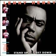 Click here for more info about 'Lenny Henry - Stand Up... Get Down'