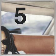 Click here for more info about 'Lenny Kravitz - 5 (Five) - Orange & White Vinyl - Sealed'
