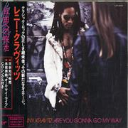 Click here for more info about 'Lenny Kravitz - Are You Gonna Go My Way + Bonus 3