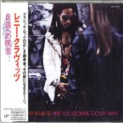 Click here for more info about 'Lenny Kravitz - Are You Gonna Go My Way'