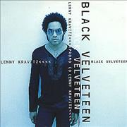 Click here for more info about 'Lenny Kravitz - Black Velveteen'