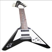 Click here for more info about 'Lenny Kravitz - Gibson Flying V - Autographed & Cased'