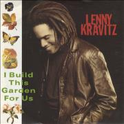 Click here for more info about 'Lenny Kravitz - I Build This Garden For Us'