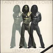 Click here for more info about 'Lenny Kravitz - It Ain't Over 'Til It's Over'