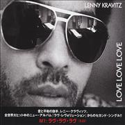 Click here for more info about 'Lenny Kravitz - Love Love Love'