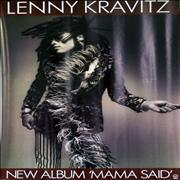 Click here for more info about 'Lenny Kravitz - Mama Said'
