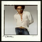 Click here for more info about 'Lenny Kravitz - Signed Lithograph - also signed by Mark Seliger'