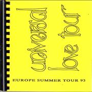 Click here for more info about 'Lenny Kravitz - Universal Love Tour - Europe Summer Tour 93'