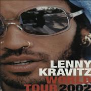 Click here for more info about 'Lenny Kravitz - World Tour 2002 + Ticket'