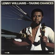 Click here for more info about 'Lenny Williams - Taking Chances'