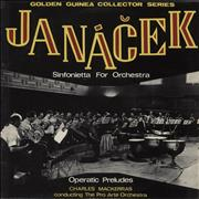 Click here for more info about 'Leoš Janácek - Sinfonietta For Orchestra / Operatic Preludes'