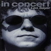 Click here for more info about 'Leo Sayer - Four Tour Programmes + tickets + signed tour pass'