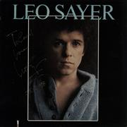 Click here for more info about 'Leo Sayer - Autographed'