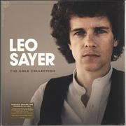 Click here for more info about 'Leo Sayer - The Gold Collection - Gold Vinyl - Sealed'
