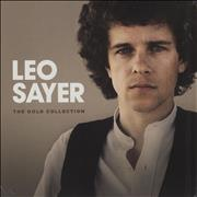 Click here for more info about 'Leo Sayer - The Gold Collection - Gold Vinyl'