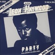 Click here for more info about 'Leon Haywood - Party (Full Length U.S. Disco Mix)'