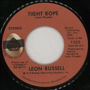 Click here for more info about 'Leon Russell - Tight Rope'
