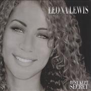 Click here for more info about 'Leona Lewis - Best Kept Secret'