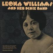 Click here for more info about 'Leona Williams (Jazz) - Leona Williams And Her Dixie Band'